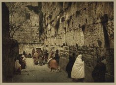 In Stunning Color, Photos of Turn-of-Century Jerusalem Reveal Holy City as Never Before - Breaking Israel News | Latest News. Biblical Perspective.