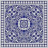 blue willow wallpaper border - Google Search