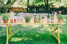New York Farm Wedding // photo by Golden Hour Studios via ruffledblog.com