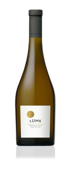 Domaine Alzipratu Wine Label on Behance