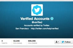 Steps to Verify Your Law Firm's Twitter Account - How can you ensure that people know the tweets that come from your law firm's Twitter account are really from you? You can do that by verifying your Twitter account. #MartindaleHubbell #LawFirmMarketing #LegalMarketing #SocialMediaForLawyers #Twitter