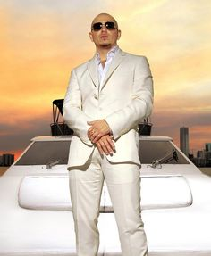 Pitbull.....my baby daddy!!!