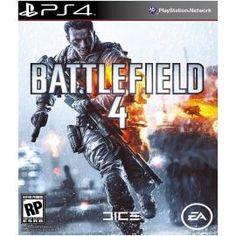 ¡Producto recomendado! ¿Quieres sumergirte en una batalla sin igual? Hazlo con el vídeojuego Battlefield 4 para PS4. Cómpralo en: http://blog.pcimagine.com/la-superproduccion-que-redefine-el-genero-de-accion-battlefield-4/ #videojuego #PS4 #battlefield  Electronic arts ps4 battlefield 4 1004070 Juegos PC Imagine