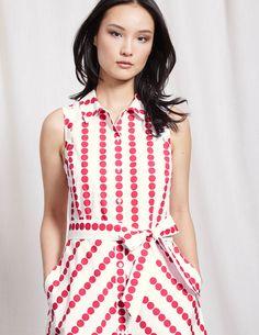 Clemmie Shirt Dress