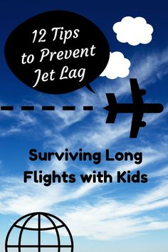 Brilliant travel tips for long haul flights with kids via @KidsAreATrip Traveling with Kids, Traveling tips, Traveling #Travel