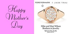 #MothersDay That's not a Jade Trau Pinky Ring. It's your heart, wrapped around her little finger. http://qoo.ly/8xad9/0