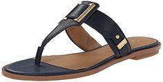 Calvin Klein Women's Ula Toe Ring Sandal, Navy, 6 M US Calvin Klein http://www.amazon.com/dp/B00O2KMZFC/ref=cm_sw_r_pi_dp_UQmVvb0HDZG3N