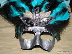 Favorite Little Princess: DIY Mask