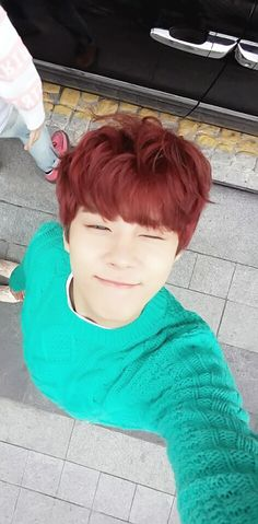 Wooshin cute selca~ #Wooshin #Up10tion #Saranghae =))