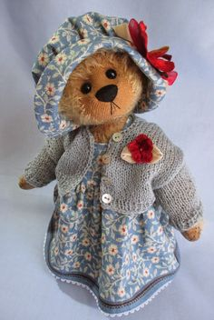 Cupboard Bears by Elizabeth Lloyd: Willow...