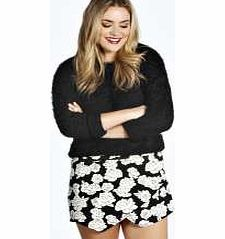 boohoo Elena Printed Floral Skort - multi pzz98793 Get fierce with florals in this graphic print skort , cut from stretch jersey for added comfort. Dress it down for day with a fluffy jumper , sheer tights and chunky ankle boots . http://www.comparestoreprices.co.uk/dresses/boohoo-elena-printed-floral-skort--multi-pzz98793.asp