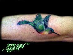 hummingbird tattoos forarm - Google Search