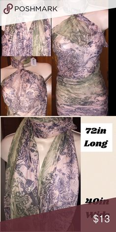 Sarong Bikini Swimsuit Cover Skirt Versatile Wrap Brand - Howard's 72in Long 40in Wide Sarong Infinity Body Wrap, swimsuit cover, so many ways to wear it, halter top, half skirt, dress, scarf, Layered Scarf. Ultra thin, semi Sheer fabric Polyester  ‼️Please read‼️ 🎉Sale🎉 All prices ✂️ 💯Brand new HIGH QUALITY💯 💯What u see is what u get💯 ⚡Next day ship⚡ ✔Offers welcome on items $10+ 🚫No Trades 💖Just got💍engaged 💍 5-21💍 💯New goal -raise money to bring my fiance to America n get…