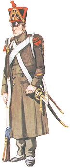Grenadier Sergeant, 72nd Regiment