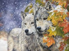 Shop our best value Wolf Cross Stitch on AliExpress. Check out more Wolf Cross Stitch items in Home & Garden, Package, Home Improvement, Lights & Lighting! And don't miss out on limited deals on Wolf Cross Stitch! Wolf Painting, Diy Painting, Painting Canvas, Painting Snow, Snow Wolf, Beautiful Wolves, Beautiful Artwork, Beautiful Pictures, Wildlife Paintings