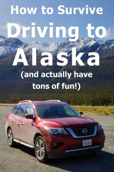 Driving to Alaska: The Complete Guide (Based on our experience) - Trip Memos Driving to Alaska: How to survive the trip and actually have TONS of fun! Alaska Cruise, Alaska Travel, Travel Usa, Travel Tips, Alaska Trip, Canada Travel, Travel Ideas, Travel Photos, Us Road Trip
