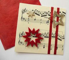 Bildergebnis für tarjetas de navidad hechas a mano