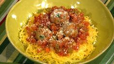 """I made this tonight, so delicious, and the italian husband loved it.     the chew 