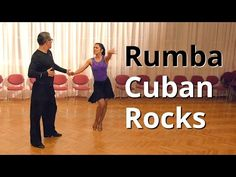 Basic Cha Cha Routine with 3 Cha and Open Hip Twist   Latin Dance - YouTube
