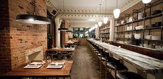 Restaurant Jatoba: un parfum d'élégance - Décormag
