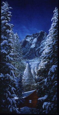 winter   @gabbymaureen