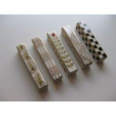 I def need a cute chopstick rest | 金彩色絵箸置き