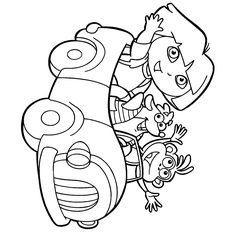 Coloring pages for kids to have fun