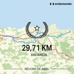 Paseo de 29.71 km para el @clubdelpaseo #caminodesantiago #caminodelnorte #rutadelacosta #Cantabria