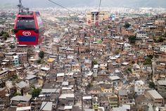 Du transport urbain au safari touristique : le téléphérique de Rio #telepherique #rio #smartcity #mobilite #favelas