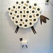 Image result for toilet paper roll jewelry holder