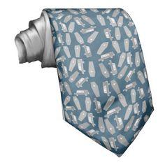 Funeral Director or Mortician's men's Tie  http://www.zazzle.com/funeral_directormorticia_embalmer_mens_tie-151611864789538414?rf=238282136580680600*
