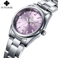 Know anyone that would Love this?    New Date Day Cloc...      Check it out -  http://fashioncornerstone.com/products/new-date-day-clock-female-stainless-steel-watch?utm_campaign=social_autopilot&utm_source=pin&utm_medium=pin  #RETWEET #REPOST #Like #Follow #share
