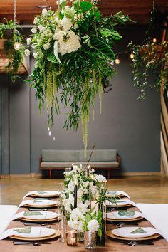 Hanging floral inspiration