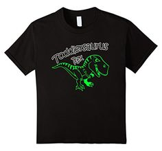 Kids Toddler Boys Dinosaur T-Shirt Size 4-12 Toddlersauru... https://www.amazon.com/dp/B01M72PI2Z/ref=cm_sw_r_pi_dp_x_Ye2fybXQR6TNA