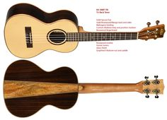 Kala Special Edition Limited Ukes! http://www.kalabrand.com/Models/Kala/SpecialEditions/DetailsPageSpecials.html