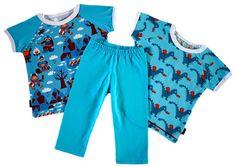 Leuk idee voor een pijama.