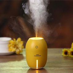 Cool Mist Humidifier, GLISTENY 180ml Car Air Humidifiers USB Charge 4 Hours Auto Shut-off, Portable Lemon Shape Super Quiet Operation Bedroom Purifier for Office Home Study Yoga  Check It Out Now     $30.89     characteristic   Operating voltage: DC5V  Power: 2w  Water bottle capacity: 180ml  Use time: 4 hours  Material: ABS  ..  http://www.appliancesforhome.top/2017/04/18/cool-mist-humidifier-glisteny-180ml-car-air-humidifiers-usb-charge-4-hours-auto-shut-off-portable-lemon-sha..