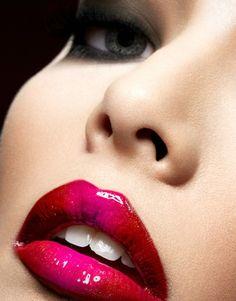LOVE the lip color~<3