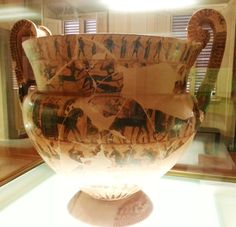 Museo archeologico nazionale: Vaso François