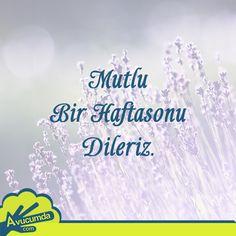 Güzel ve Mutlu Bir Haftasonu Dileriz. #avucuma #haftasonu #weekend #friday #happyfriday