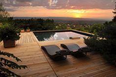 Petite piscine : 11 photos de piscines de moins de 30m2 - CôtéMaison.fr