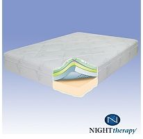 "12"" Night Therapy Pressure Relief Memory Foam - King.  Good mattress option?"