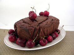 Cherry Chocolate Loaf