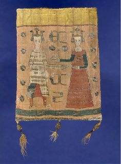 BALaT KIK-IRPA. Relic purse, 1201-1400. Western European.