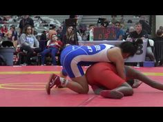 2017 Guelph Open FW55kg Ciera Carere (Guelph) vs Chelcie Armstrong (Brock)