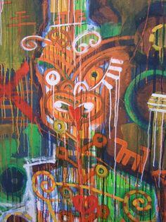 Maori Visual and Performing Artist Graffiti Designs, Graffiti Artists, Polynesian Art, Maori Designs, New Zealand Art, Nz Art, Sculpture Art, Metal Sculptures, Abstract Sculpture
