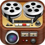 Vintagio is a silent film making app.  It's a variation on the iMovie.  It gives students another medium from which to create projects.