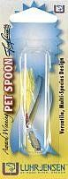 Luhr Jensen Pet Spoon, Yellow Feather Chrome, 1/24-Ounce  http://fishingrodsreelsandgear.com/product/luhr-jensen-pet-spoon-yellow-feather-chrome-124-ounce/  Genuine chrome or gold plated corrosion-resistant finishes Versatile, multi-species design Heavy-duty construction