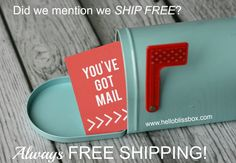 YUP! It's cool like that! Visit us today at www.helloblissbox.com #helloblissbox #subscriptionbox #happymail #happymoms