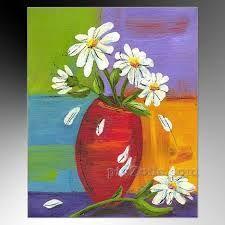 Oil Painting – Flower Vase - Пошук Google